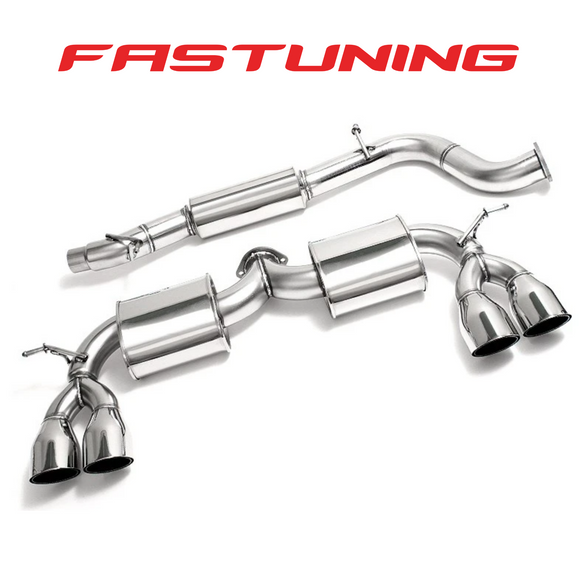 Neuspeed Catback Exhaust VW MK7 Golf R - FAS Tuning