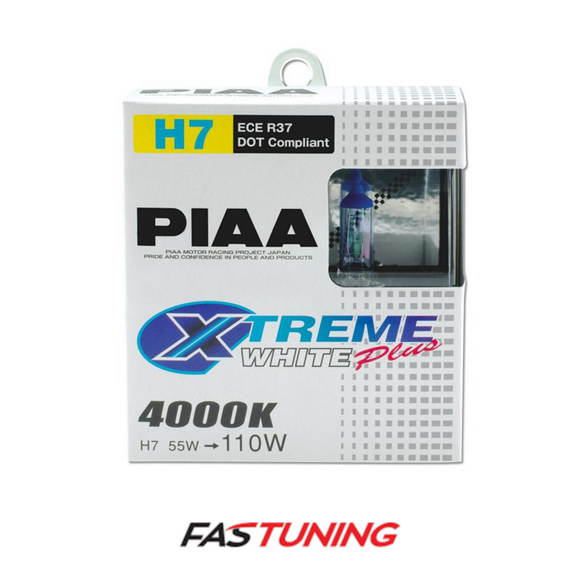 PIAA H7 Xtreme White Plus Bulbs - FAS Tuning