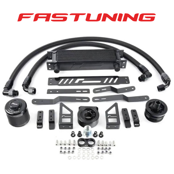 RacingLine VWR Oil Cooler Kit VW/Audi MQB - FAS Tuning