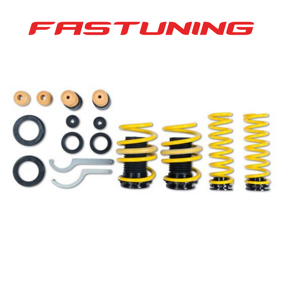 ST Suspensions Adjustable Lowering Springs VW MK7 GTI/Golf R - FAS Tuning