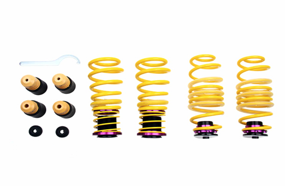 Audi B9 A4/A5/S5 KW H.A.S. Height Adjustable Springs - FAS Tuning