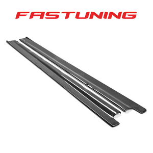 Seibon Carbon MP Style Carbon Fiber Side Skirts VW MK7 GTI/Golf R - FAS Tuning