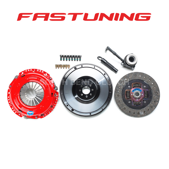 South Bend Stage 2 Daily Clutch Kit VW MK7 GTI/Golf R - FAS Tuning