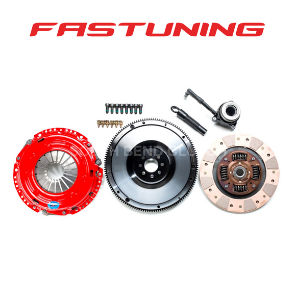 South Bend Stage 3 Endurance Clutch Kit VW MK7 GTI/Golf R - FAS Tuning