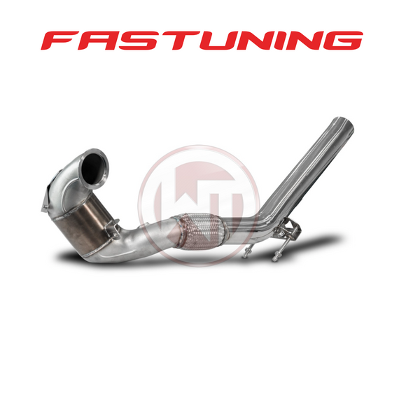 Wagner Tuning Downpipe VW/Audi MQB FWD - FAS Tuning