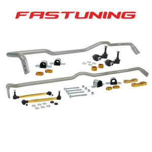 Whiteline 26mm Front and 24mm Rear Sway Bar Kit VW/Audi MQB AWD - FAS Tuning
