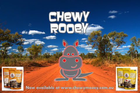 Chewy Rooey Launch