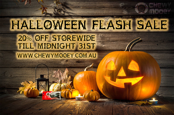 Halloween Flash Sale Chewy Mooey