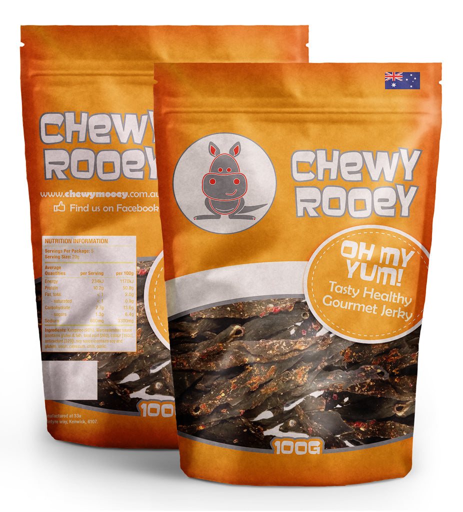 Original Chewy Rooey - Various Sizes