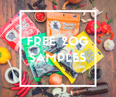 Free 20g Chewy Sample