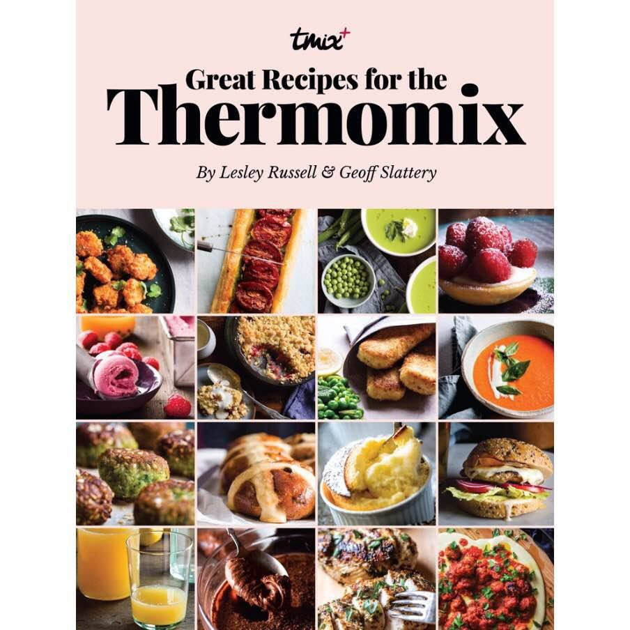 TMix+ Great Recipes for the Thermomix