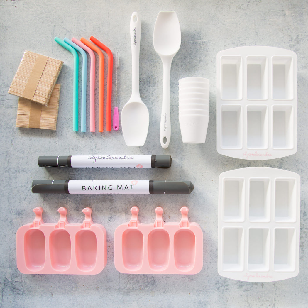 Silicone Set - the TM shop - Thermomix recipes, Thermomix cookbooks, Thermomix accessories