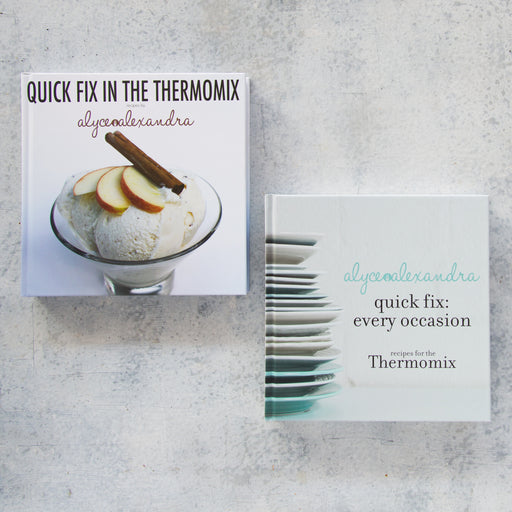 Quick Fix Bundle - the TM shop - Thermomix recipes, Thermomix cookbooks, Thermomix accessories