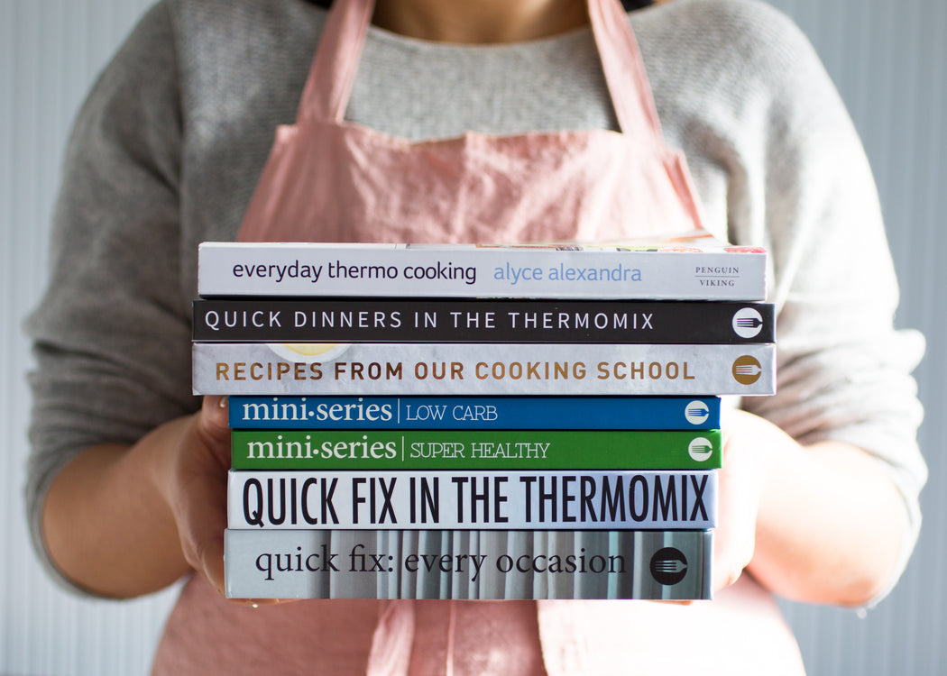 Everyday Thermo Cooking (SIGNED COPY) - the TM shop - Thermomix recipes, Thermomix cookbooks, Thermomix accessories