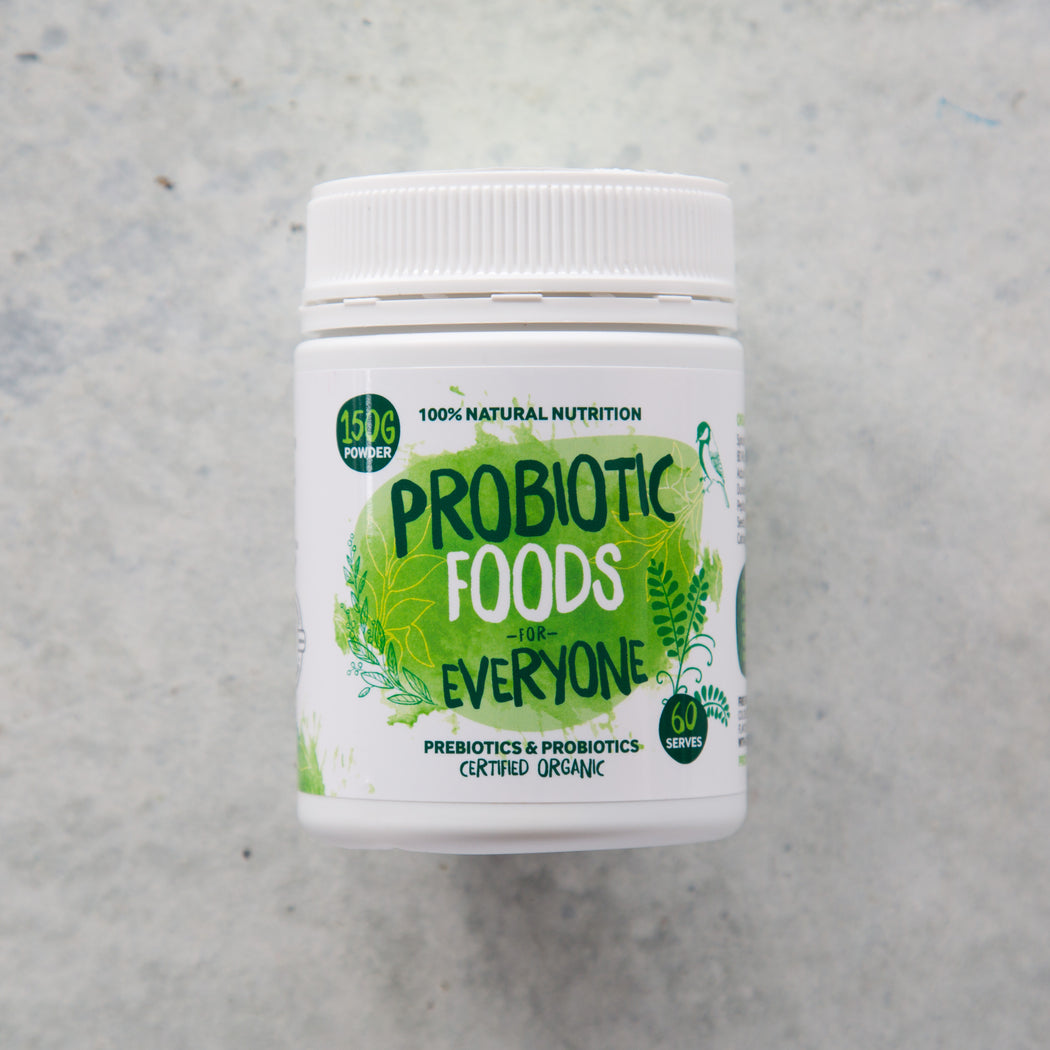 Probiotic Foods - For Everyone