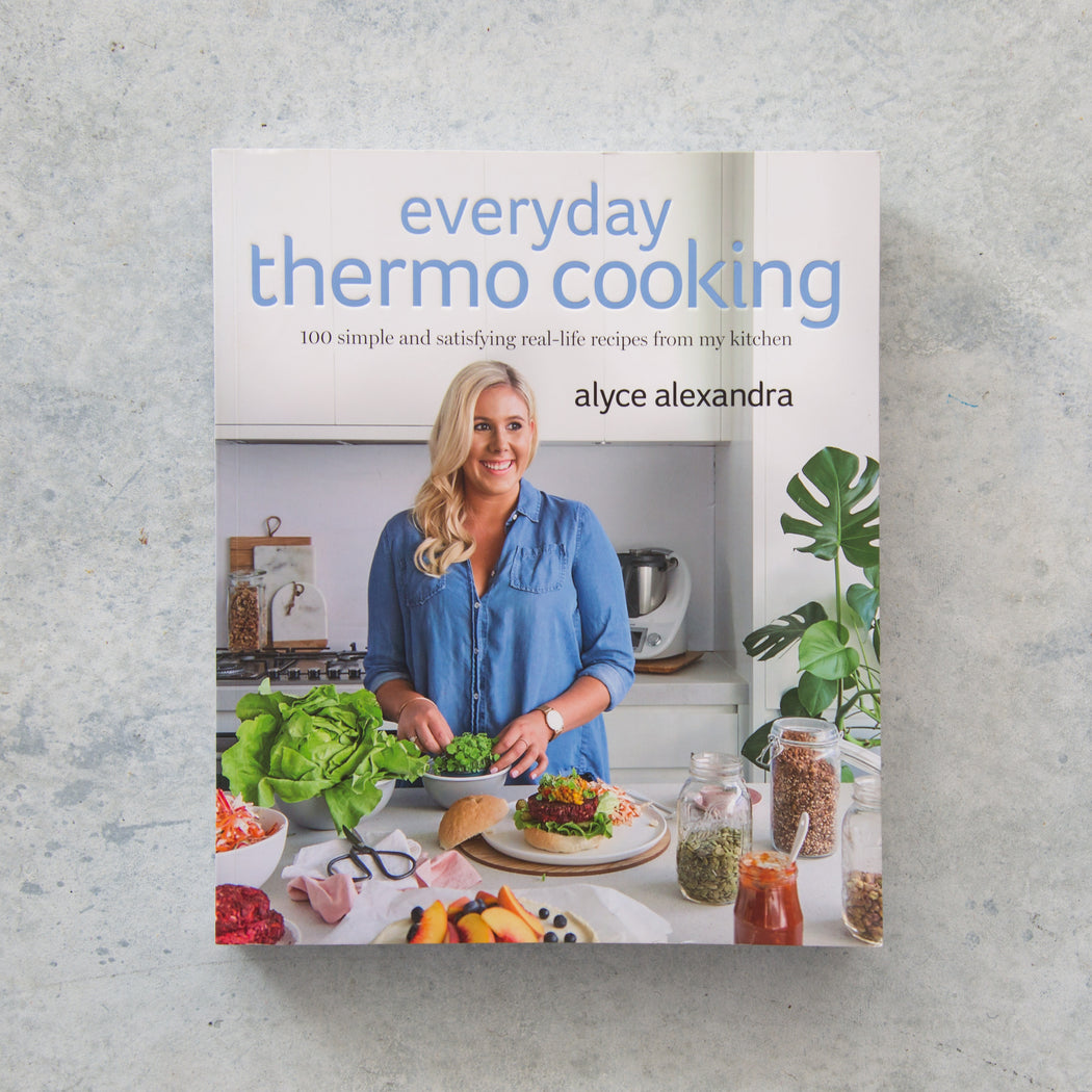 Everyday Thermo Cooking (SIGNED COPY)