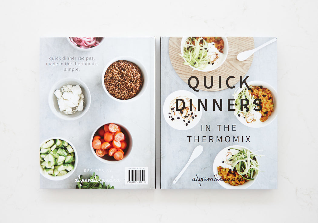 Quick dinners in the thermomix the tm shop thermomix accessories quick dinners the tm shop thermomix recipes thermomix cookbooks thermomix accessories forumfinder Gallery