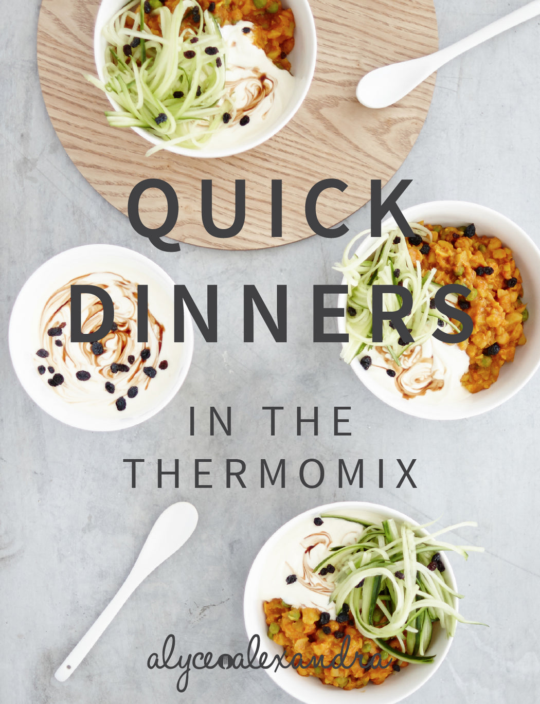 Quick dinners in the thermomix the tm shop quick dinners the tm shop thermomix recipes thermomix cookbooks thermomix accessories forumfinder Gallery
