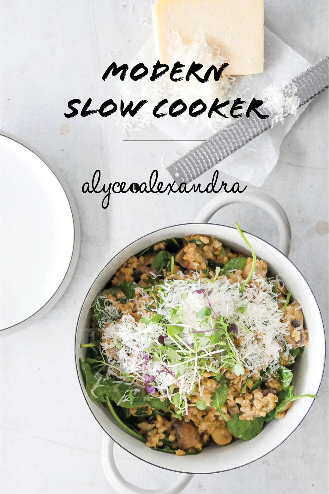 Modern Slow Cooker - eBook Only