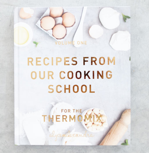 Recipes From Our Cooking School - the TM shop - Thermomix recipes, Thermomix cookbooks, Thermomix accessories