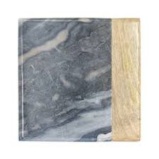 Marble/Wood Cheese Board