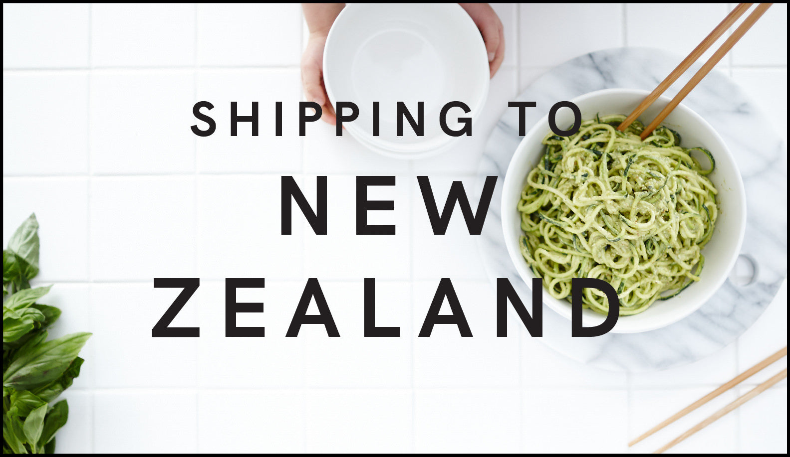 Shipping to New Zealand