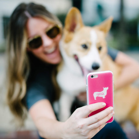 Corgi Phone Case for iPhone