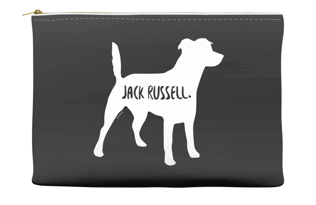 Black Jack Russell Accessory Pouch