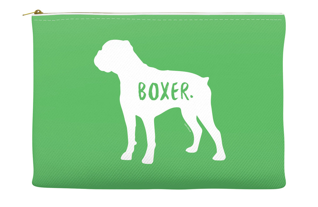 Green Boxer Accessory Pouch