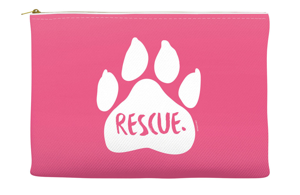 Pink Rescue Accessory Pouch