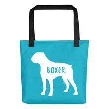Load image into Gallery viewer, Boxer Tote Bag