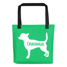 Load image into Gallery viewer, Chihuahua Tote Bag