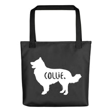 Load image into Gallery viewer, Collie Tote Bag
