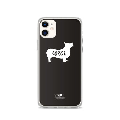 Corgi Phone Case - Fur & Collar - 1