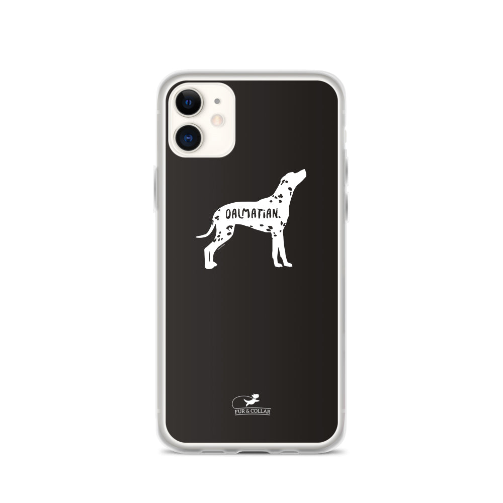 Dalmatian Phone Case - Fur & Collar - 1