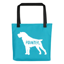 Load image into Gallery viewer, German Wirehaired Pointer Tote Bag