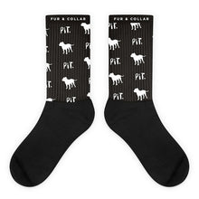 Load image into Gallery viewer, Pitbull Socks - Fur & Collar - 4