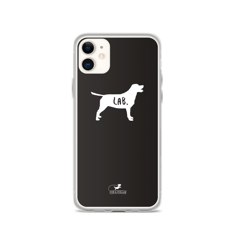 Labrador Phone Case - Fur & Collar - 1