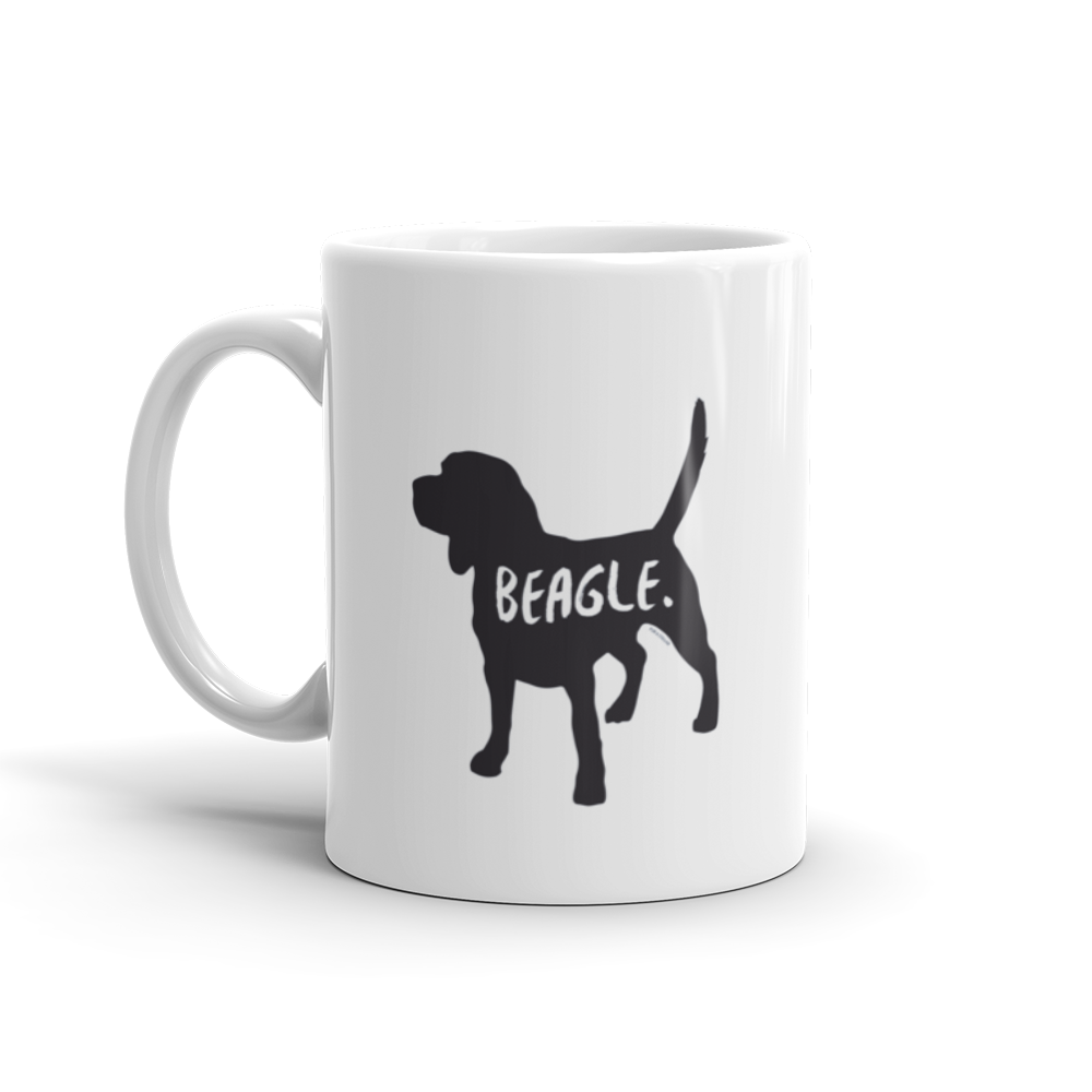 Beagle Mug - Fur & Collar