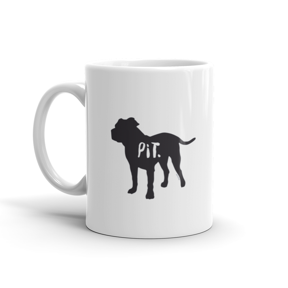 Pitbull Mug - Fur & Collar
