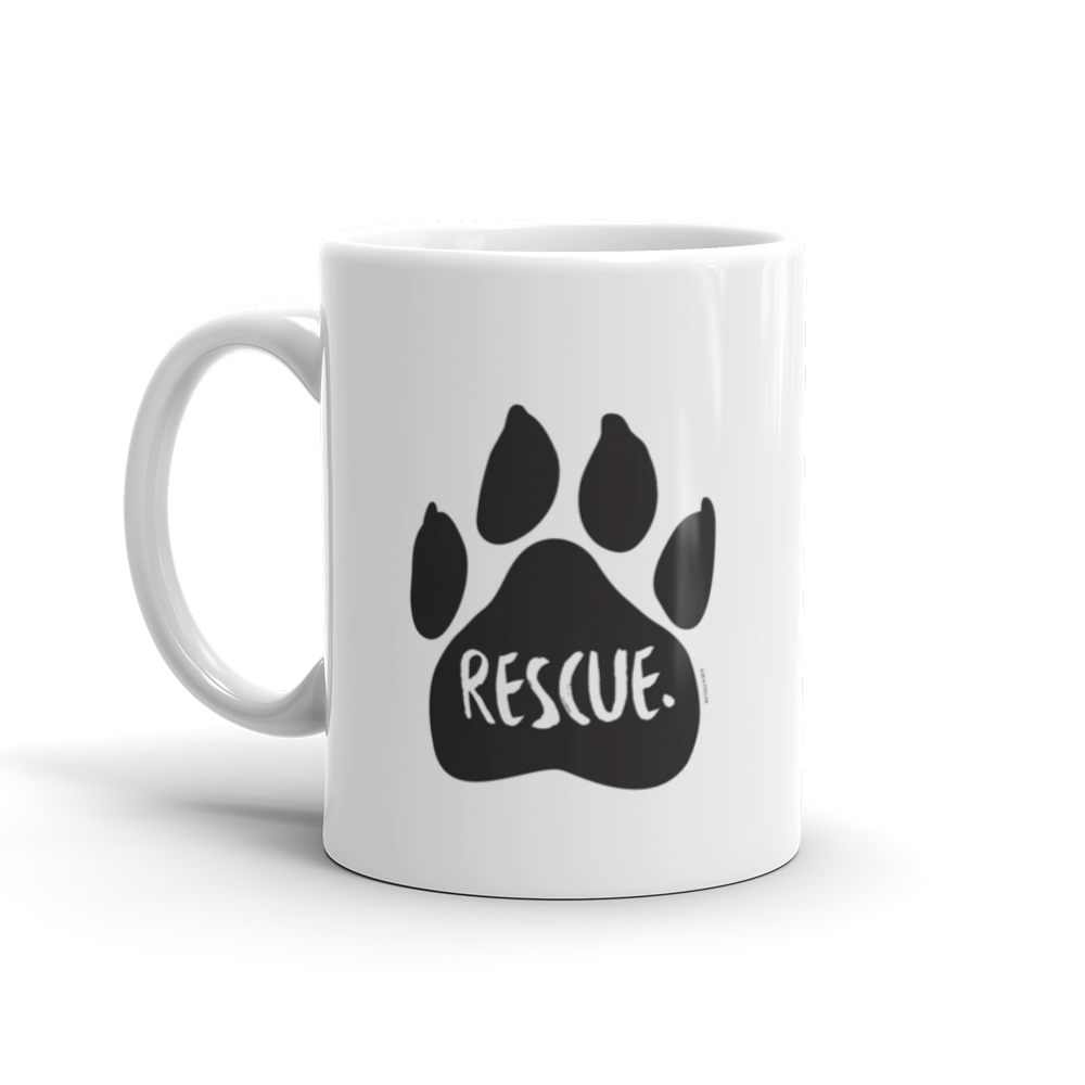 Rescue Mug - Fur & Collar