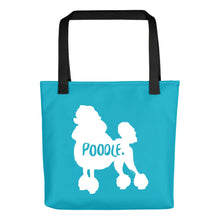 Load image into Gallery viewer, Poodle Tote Bag