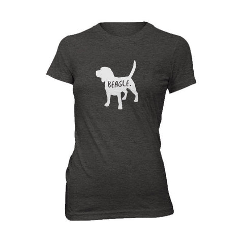 Beagle Women's T-Shirt - Fur & Collar