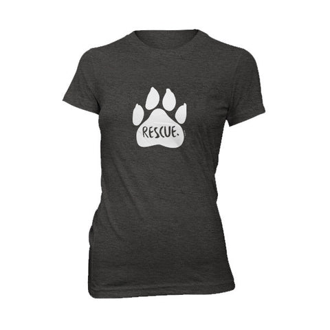 Rescue Women's T-Shirt - Fur & Collar