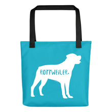 Load image into Gallery viewer, Rottweiler Tote Bag