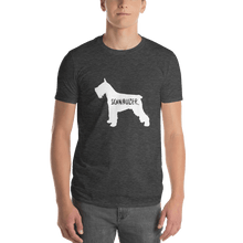 Load image into Gallery viewer, Schnauzer T-Shirt