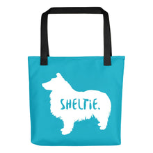 Load image into Gallery viewer, Sheltie Tote Bag