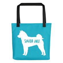 Load image into Gallery viewer, Shiba Inu Tote Bag