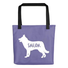 Load image into Gallery viewer, Shiloh Shepherd Tote Bag