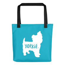 Load image into Gallery viewer, Yorkie Tote Bag